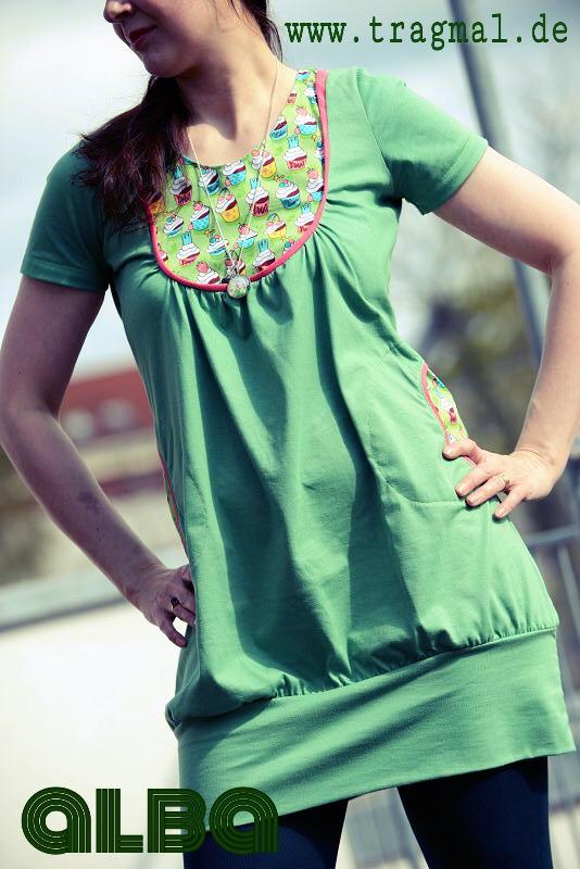 Shirt Kleid ALBA