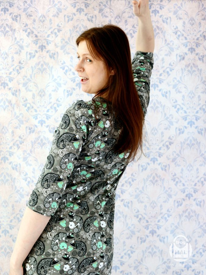Ebook TECIA Shirt Kleid