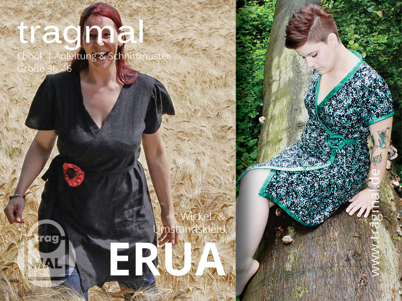 tragmal Wickelkleid ERUA