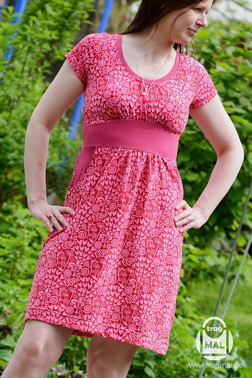 Stunning Rosy Kleid Ottobre