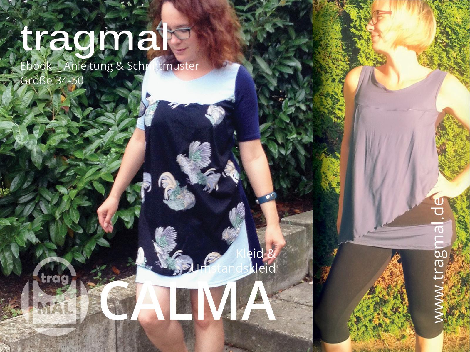 tragmal CALMA Schnittmuster