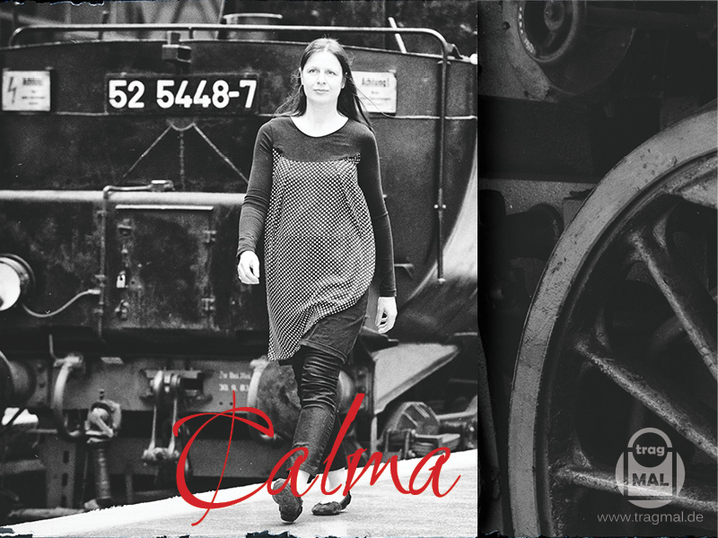 CALMA Kleid