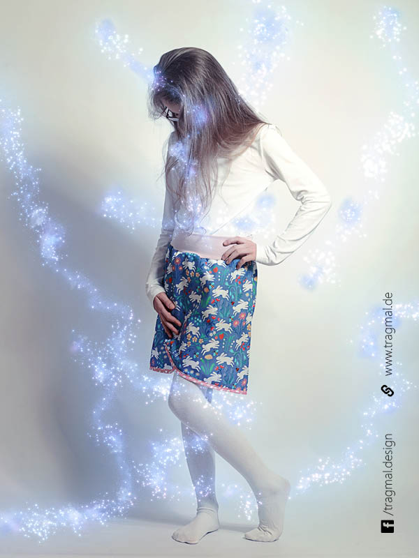 Mädchenrock-Bunny Belle-Popeline-Anleitung-Bild