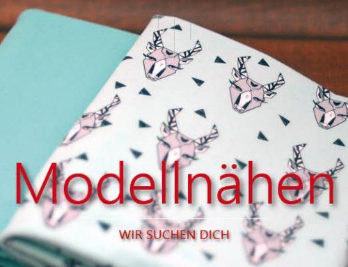 Modellnähen – wir suchen Dich